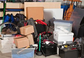 Anything Goes Junk Removal offers garage cleanout services in Bangor, ME